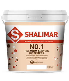 shalimar paints no one premium acrylic distemper