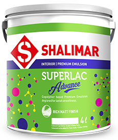shalimar paints superlac advance emulsion